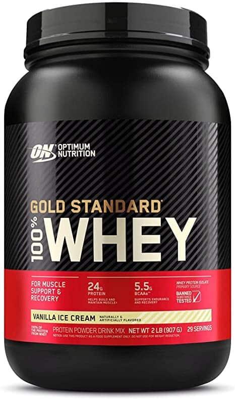 Foto 1 - 100% Whey Gold Standard - Optimum Nutrition