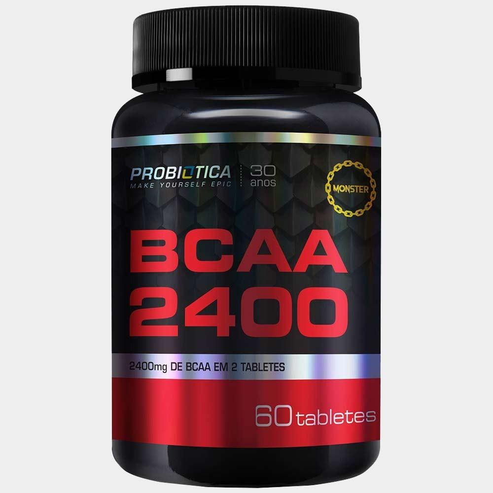 Foto 1 - Bcaa 2400 - Probiotica