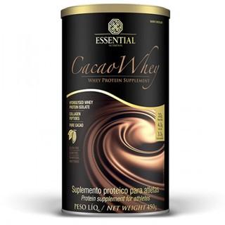 Foto 1 - Cacao Whey - Essential - 450gr