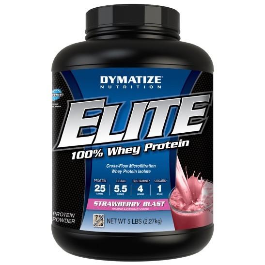 Foto 1 - Elite Whey - Dymatize