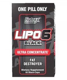 Foto 1 - Lipo 6 Black Ultra Concentrado - Nutrex