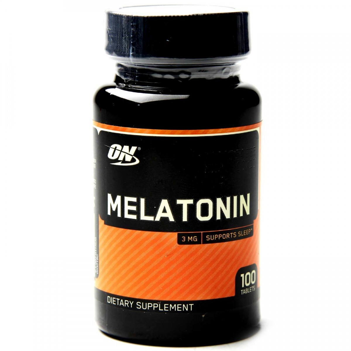 Foto 1 - Melatonin - 3mg - 100tabs