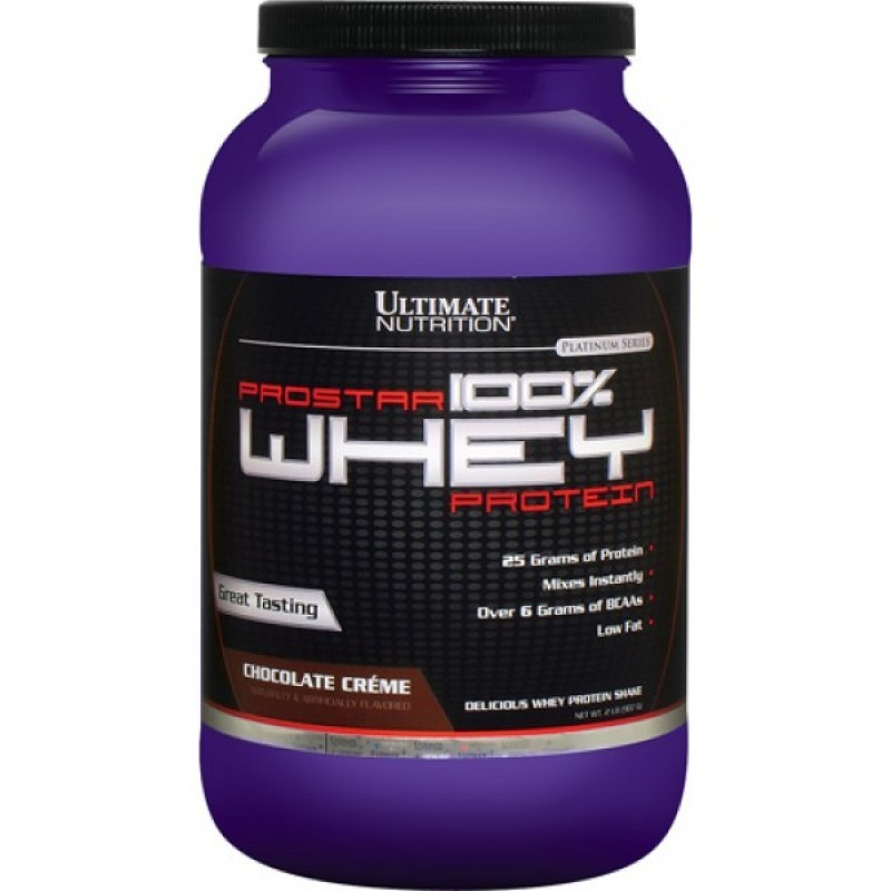 Foto 1 - Prostar 100% Whey Protein - Ultimate Nutrition