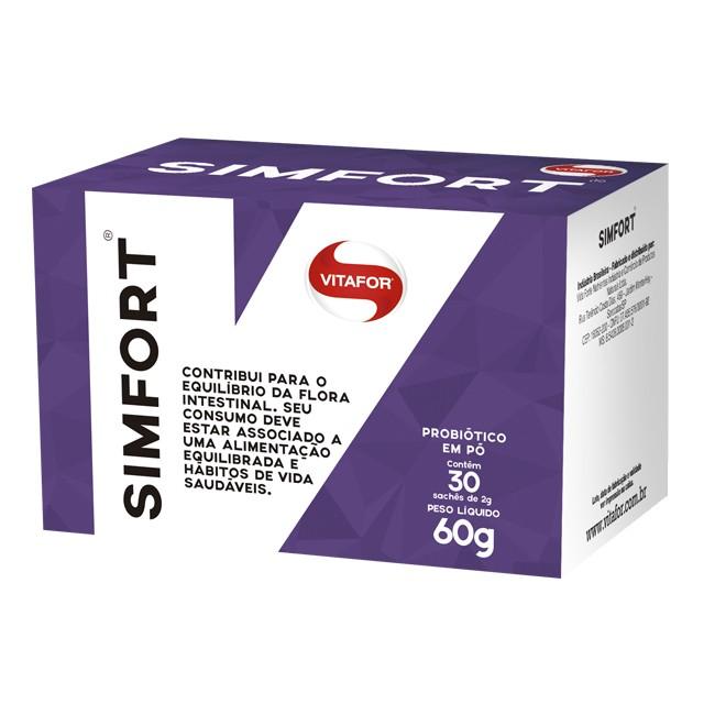 Foto 1 - Simfort - Vitafor - 30Sachê