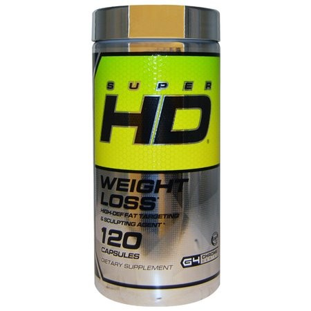Foto 1 - Super HD - Cellucor - 120caps