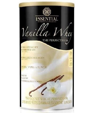 Foto 1 - Vanilla Whey - Essential - 450gr