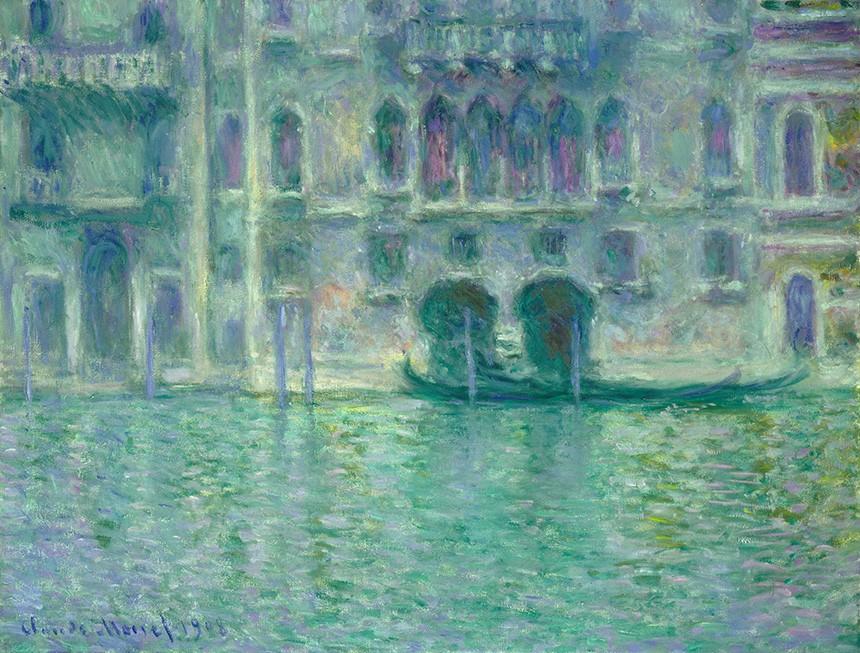 Foto 1 - Palazzo da Mula MuranoVenezaItáliaPintura de Claude Monet em TELA