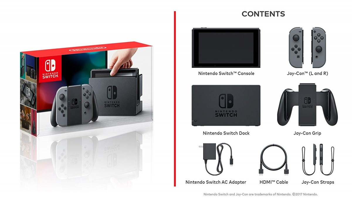 Foto2 - Console Nintendo Switch Neon Blue/Neon Red