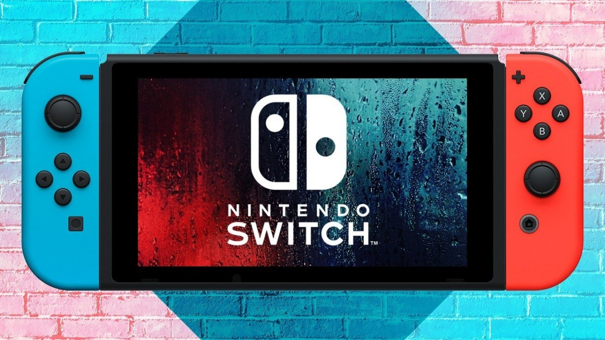 Foto4 - Console Nintendo Switch Neon Blue/Neon Red