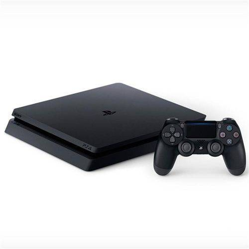 Foto3 - Console Playstation 4 Slim 500GB