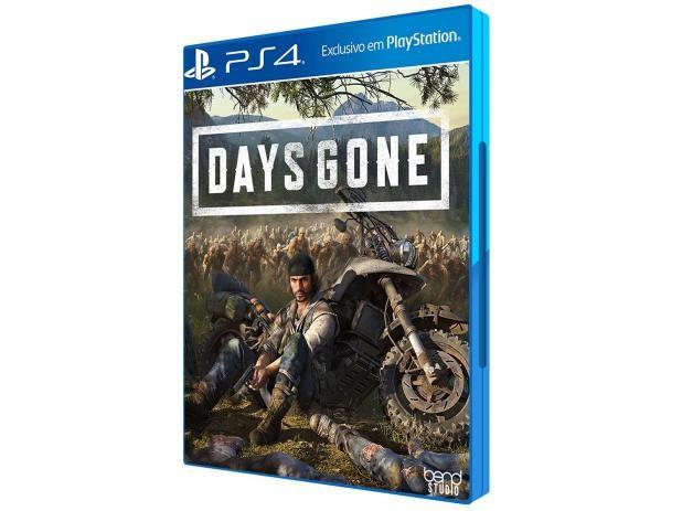 Foto 1 - Days Gone - PS4 (Pré-venda)