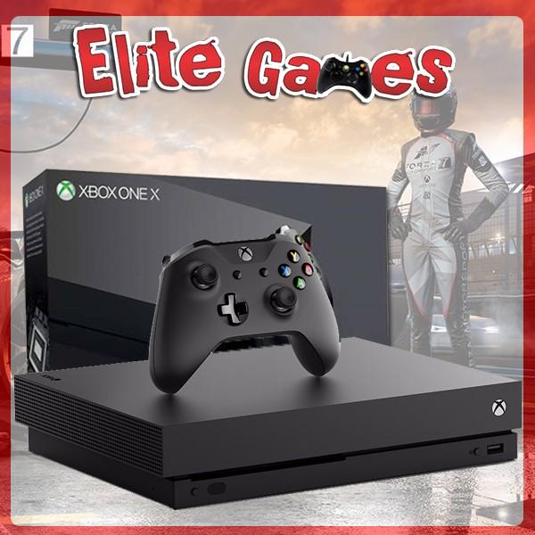 Foto 1 - Xbox one X C\ 01 ano de Garantia!