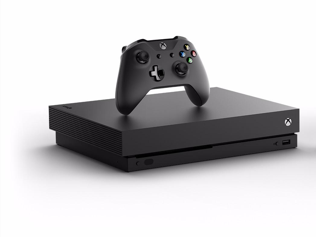 Foto3 - Xbox one X C\ 01 ano de Garantia!