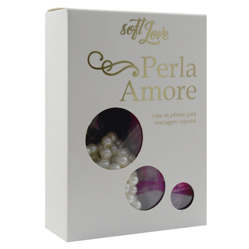 Foto2 - KIT SENSUAL PERLA AMORE SOFT LOVE