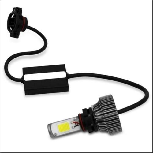 Foto2 - SUPER LED HEADLIGHT H7 6000