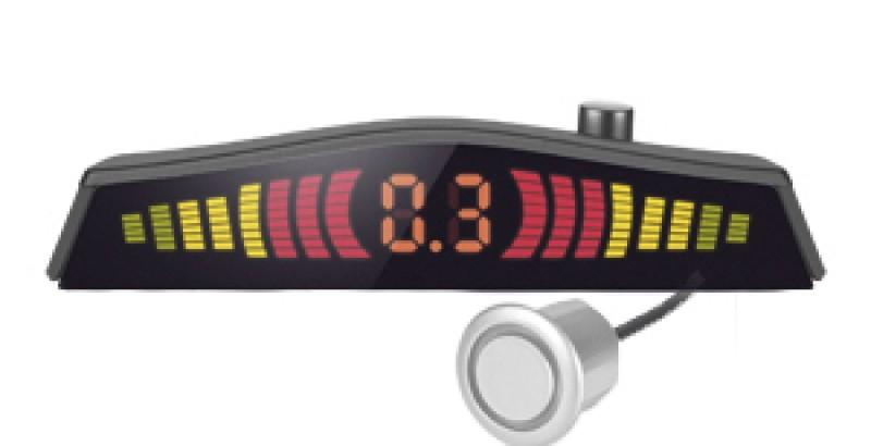 Foto 1 - Sensor de Estacionamento AU008/AU009/AU010