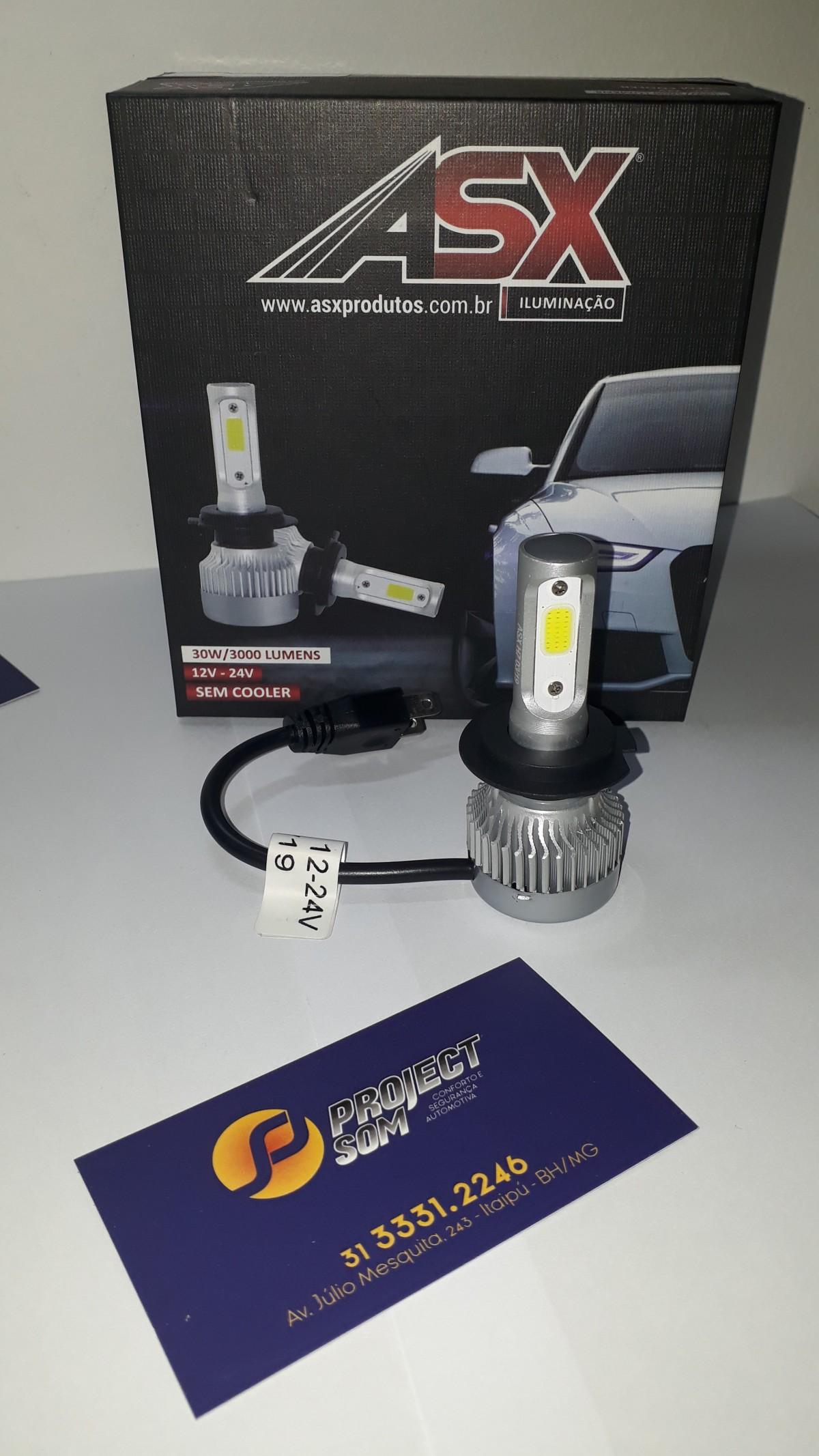 Imagem do produto Super Led H7 30W / 3000 Lúmens