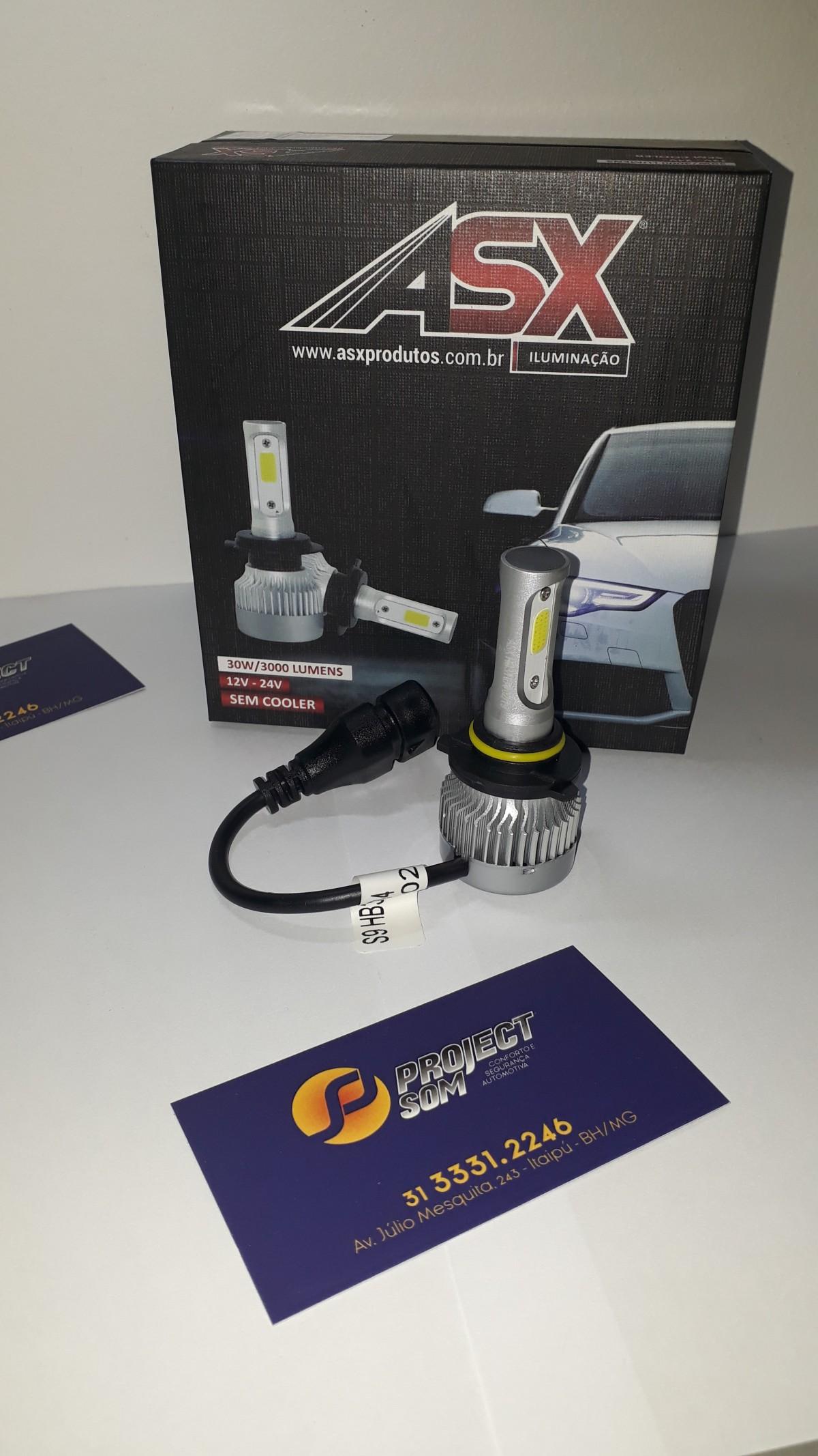 Imagem do produto SUPER LED HB3 HB4 30W / 3000 LÚMENS