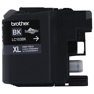 Foto 1 - BROTHER LC-103 | LC-105 | LC-108 |Cartucho Compatível| 20ml | Cor: Preto