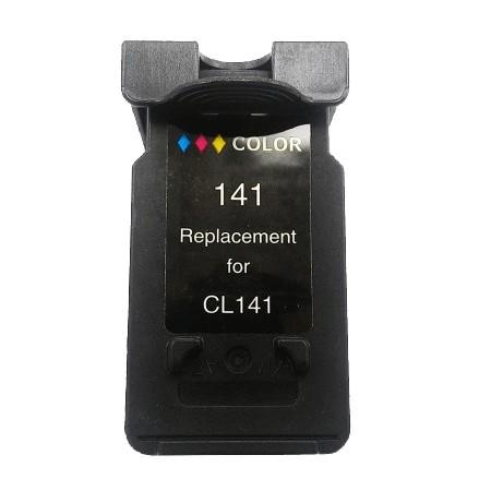 Foto 1 - CANON CL141 |Cartucho Compatível| 15ml | Cor: Colorido