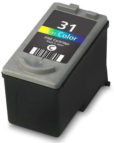 Foto 1 - CANON CL31 |Cartucho Compatível| 18ml | Cor: Colorido
