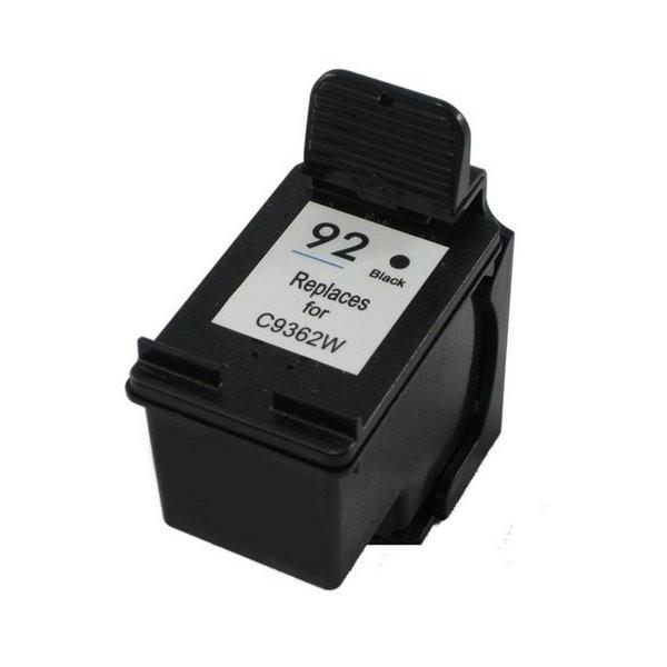 Foto 1 - HP 92XL |Cartucho Compatível| 12ml | Cor: Preto | Série 3000