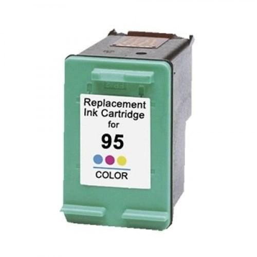 Foto 1 - HP 95 |Cartucho Compatível| 18ml | Cor: Color | Série 3000