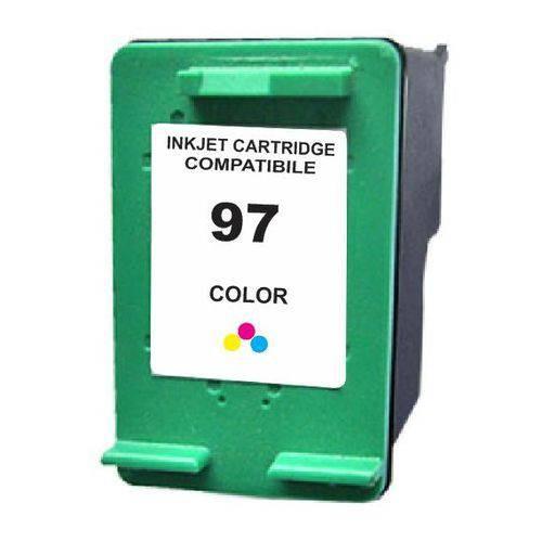 Foto 1 - HP 97 |Cartucho Compatível| 18ml| Cor: Color | Série 3000