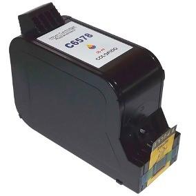 Foto 1 - HP C6578D |Cartucho Compatível| 19ml | Cor: Color | Série 800