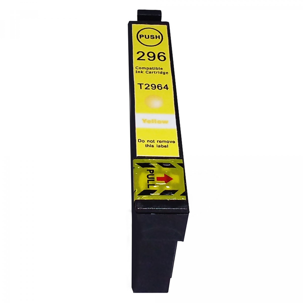 Foto 1 - EPSON TO 296/297  T296420BR  Cartucho Compatível  4ml   Cor: Yellow