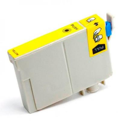 Foto 1 - EPSON TO 634 |Cartucho Compatível| 13,5ml | Cor: Yellow