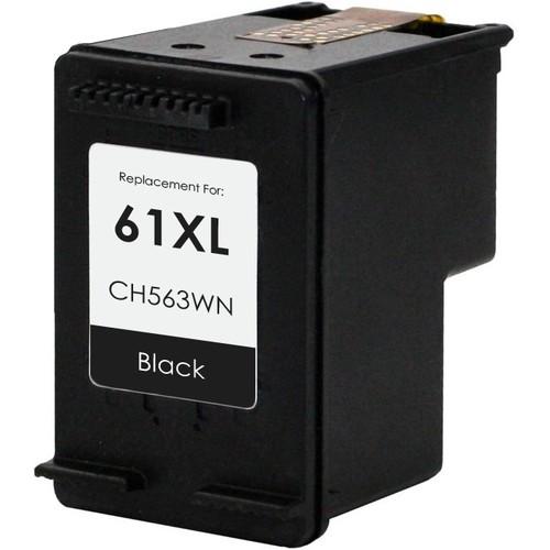 Foto 1 - HP 61XL |Cartucho Compatível| 20ml | Cor: Preto | Série 3000