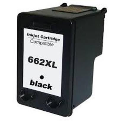 Foto 1 - HP 662XL  Cartucho Compatível  22ml   Cor: Preto   Série 3000