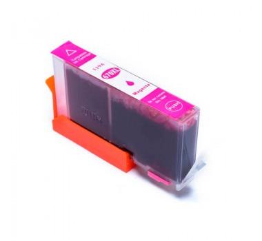 Foto 1 - HP 670XL |Cartucho Compatível| 16ml | Cor: Magenta