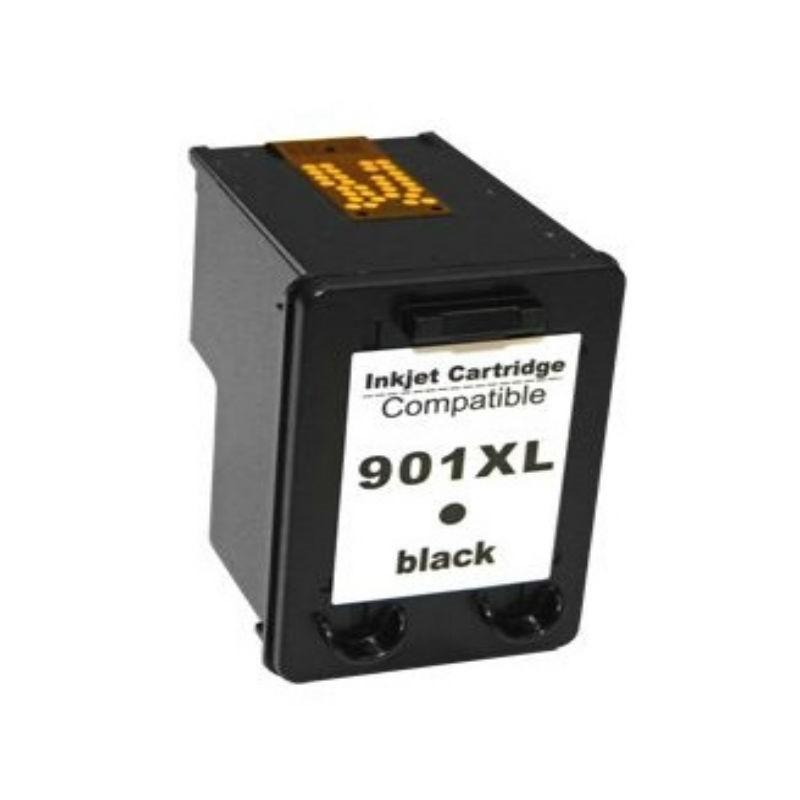 Foto 1 - HP 901XL |Cartucho Compatível| 14ml | Cor: Preto | Série 3000