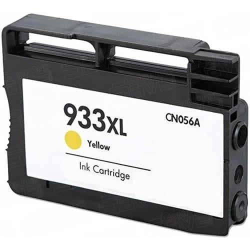 Foto 1 - HP 933XL |Cartucho Compatível| 16ml | Cor: Yellow/ Amarelo
