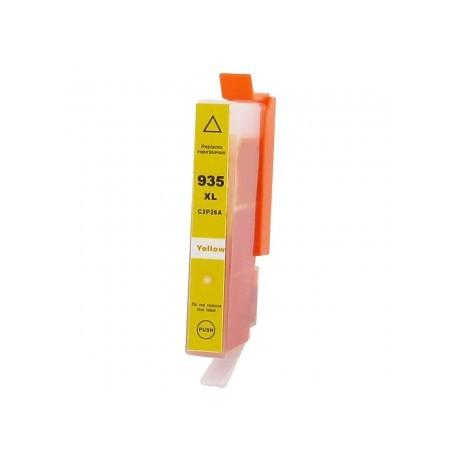 Foto 1 - HP 935XL |Cartucho Compatível| 16ml | Cor: Yellow/ Amarelo