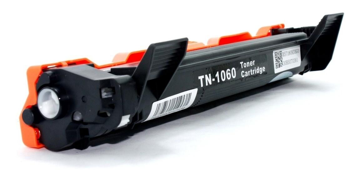 Foto 1 - TONER BROTHER TN1060| 1000| DCP1512| HL1112 |Cartucho Compatível| 1K | Cor: Preto