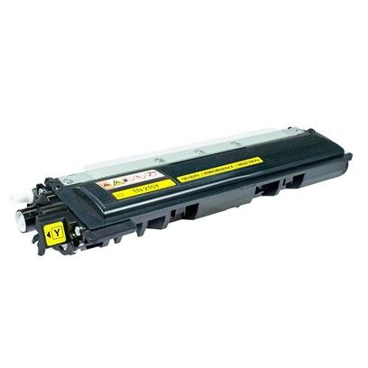Foto 1 - TONER BROTHER TN210| 230| 3040 |Cartucho Compatível| 1,4K | Cor: Yellow