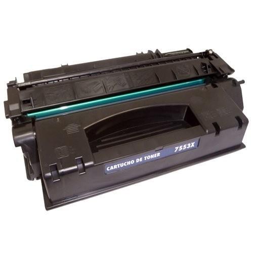 Foto2 - TONER HP 7553X | HP 5949X |Cartucho Compatível| 7K | Cor: Preto