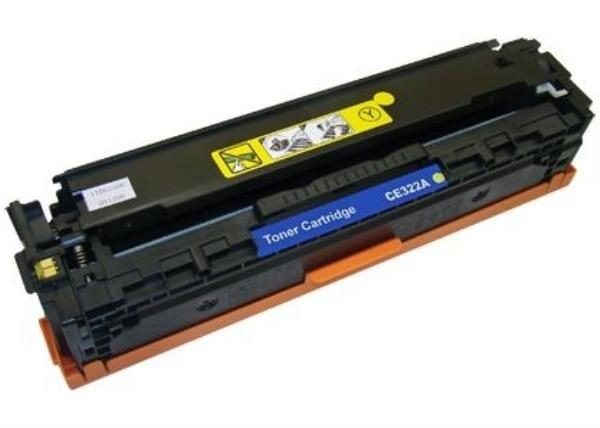 Foto 1 - TONER HP CB542A  CE322A  Cartucho Compatível  1.4K   Cor: Cyan
