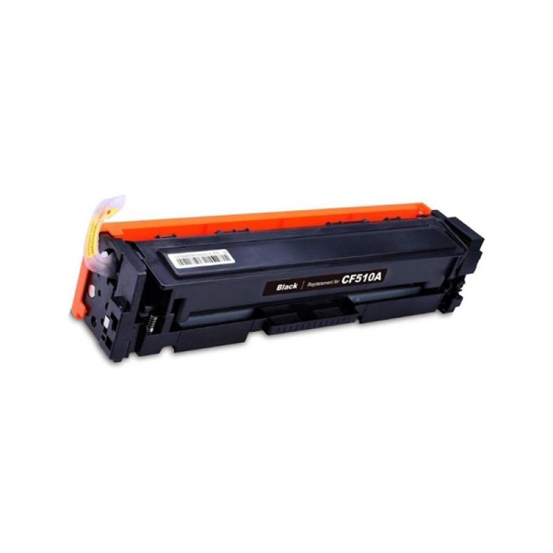 Foto 1 - Toner HP CF510A | CF204A | CF530A |Cartucho Compatível| 1,1K | Cor: Preto