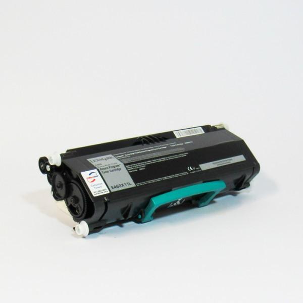 Foto 1 - TONER LEXMARK E460| X463| X464| A466 |Cartucho Compatível| 9K | Cor: Preto