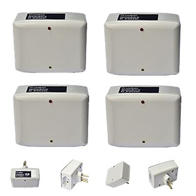 4 protetores de raios Freezer e Geladeira