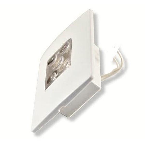 Foto2 - Balizador LED de Emergência de Embutir