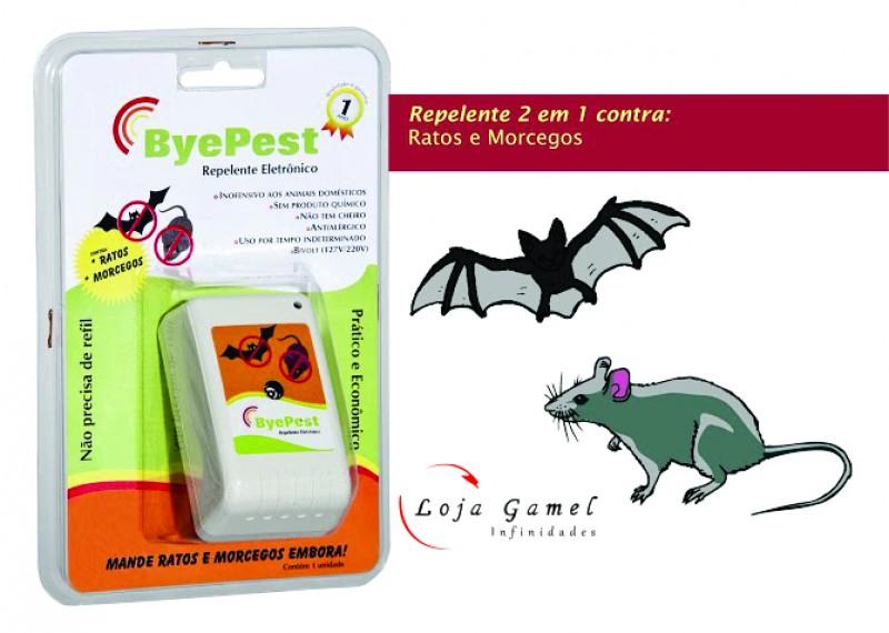 Foto8 - Repelente Eletrônico Espanta Ratos E Morcegos Byepest