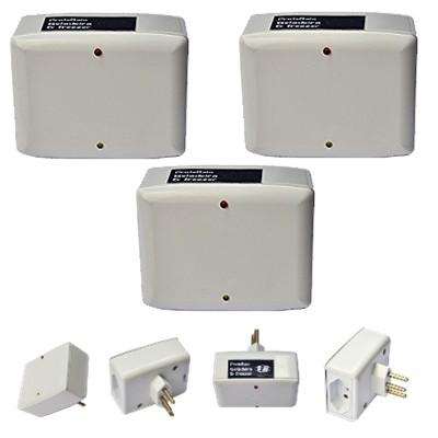 Foto2 - Kit Protetor de Raio para Geladeira e Freezer 3 Unidades