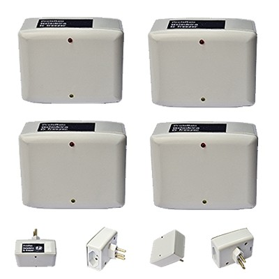 Foto2 - Kit Protetor de Raio para Geladeira e Freezer 4 Unidades