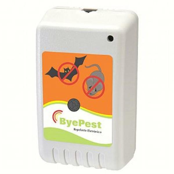 Foto3 - Kit Repelente Eletrônico Espanta Ratos e Morcegos ByePest 4Un