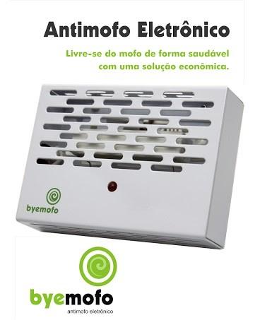 Foto3 - Aparelho Antimofo Eletrônico Byemofo